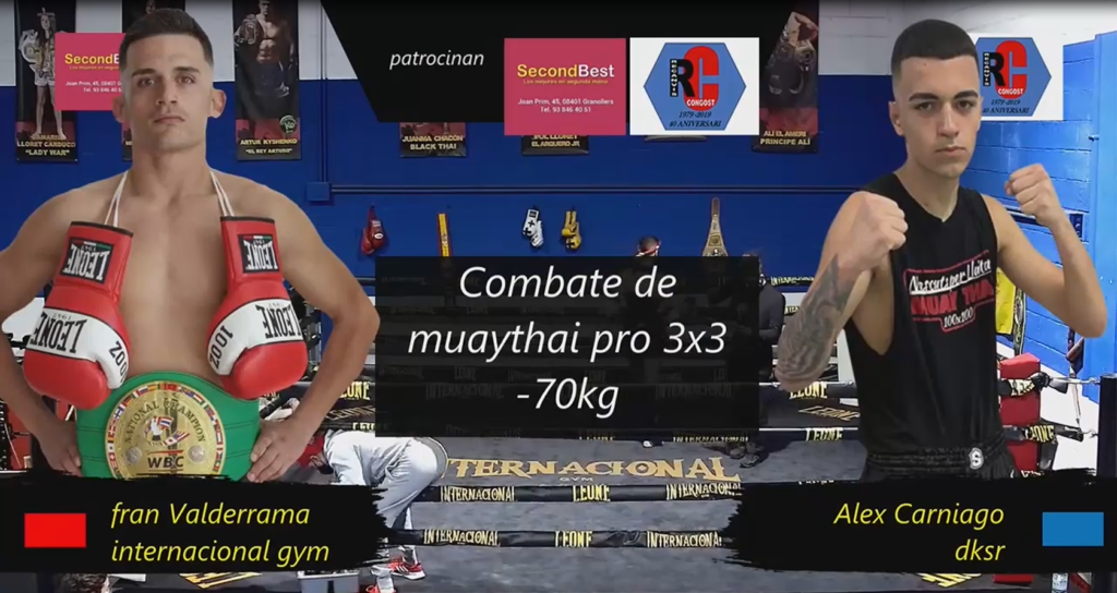 Combate Muaythai