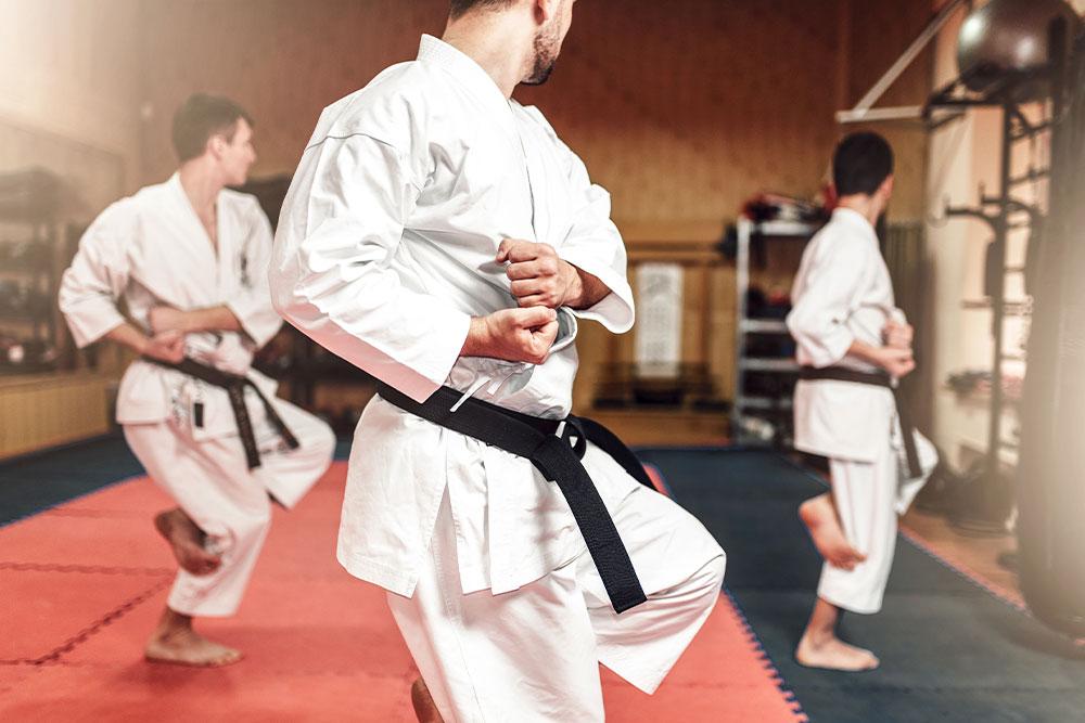 practicar Jisu Jitsu