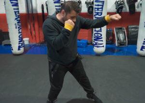 posiciones básicas del boxeo